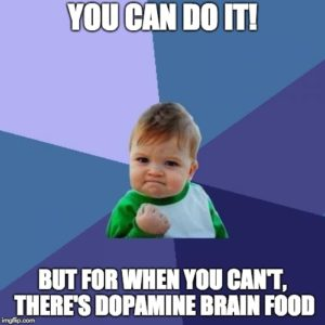 dopamine benefits